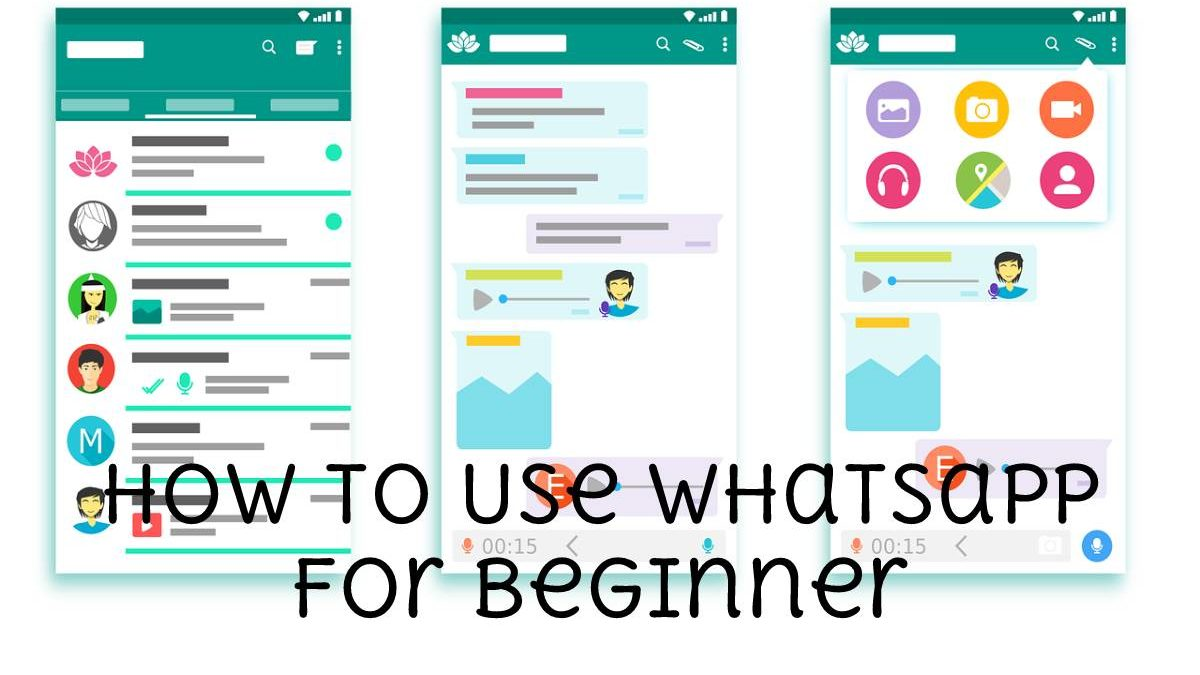 Everything you need to know to use WhatsApp well