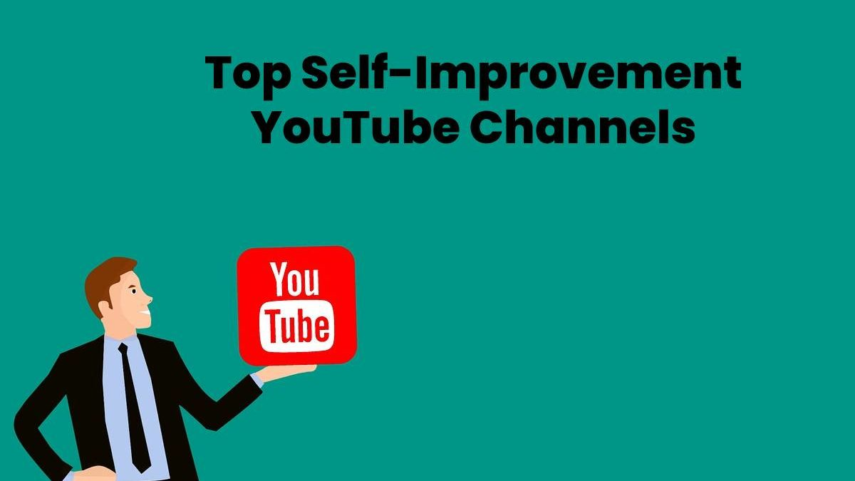 Top Self-Improvement YouTube Channels