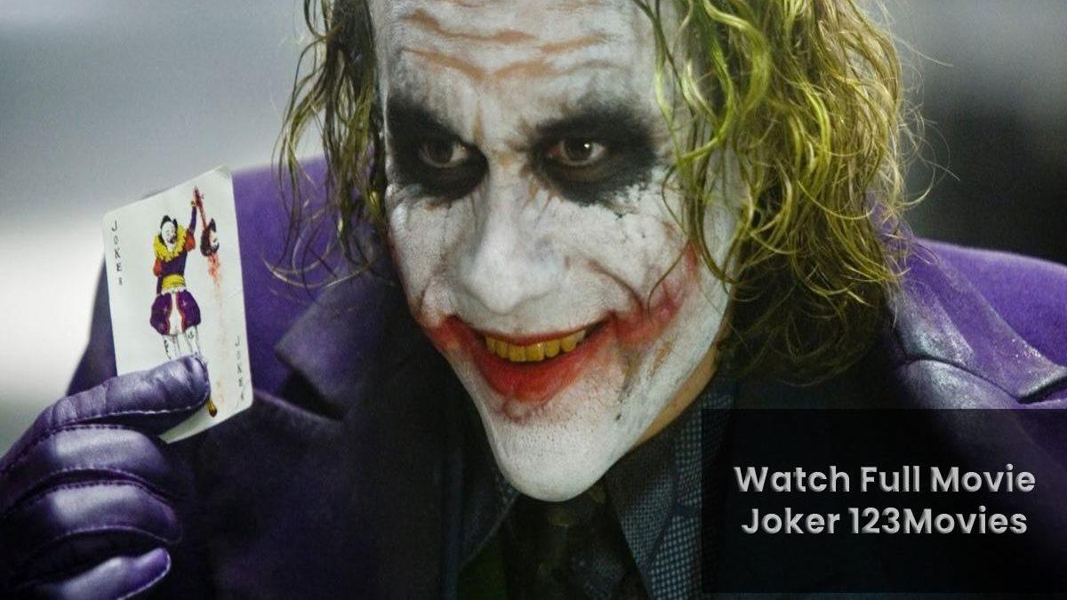 Watch Joker Full Movie 123Movies