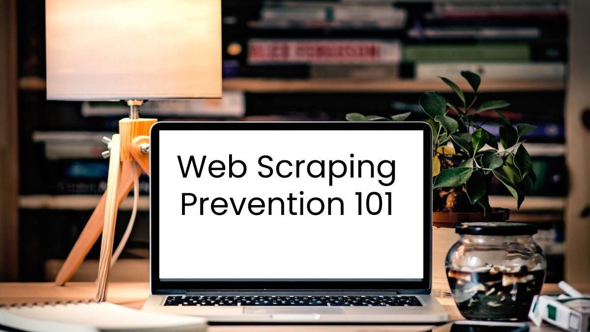 Web Scraping Prevention 101: How To Prevent Website Scraping?
