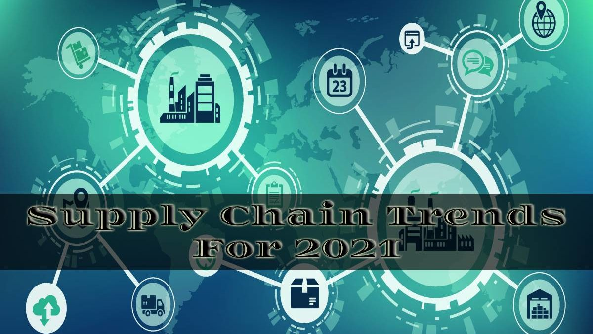 Supply Chain Trends For 2021
