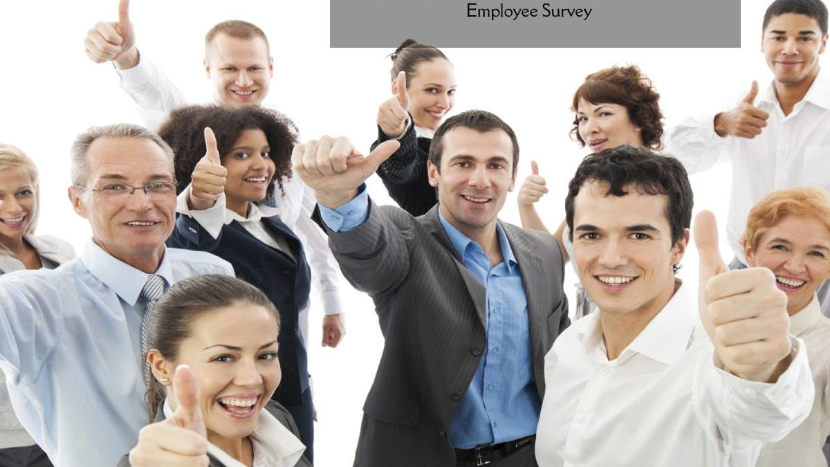 Important Things to Remember as You Write an Employee Survey