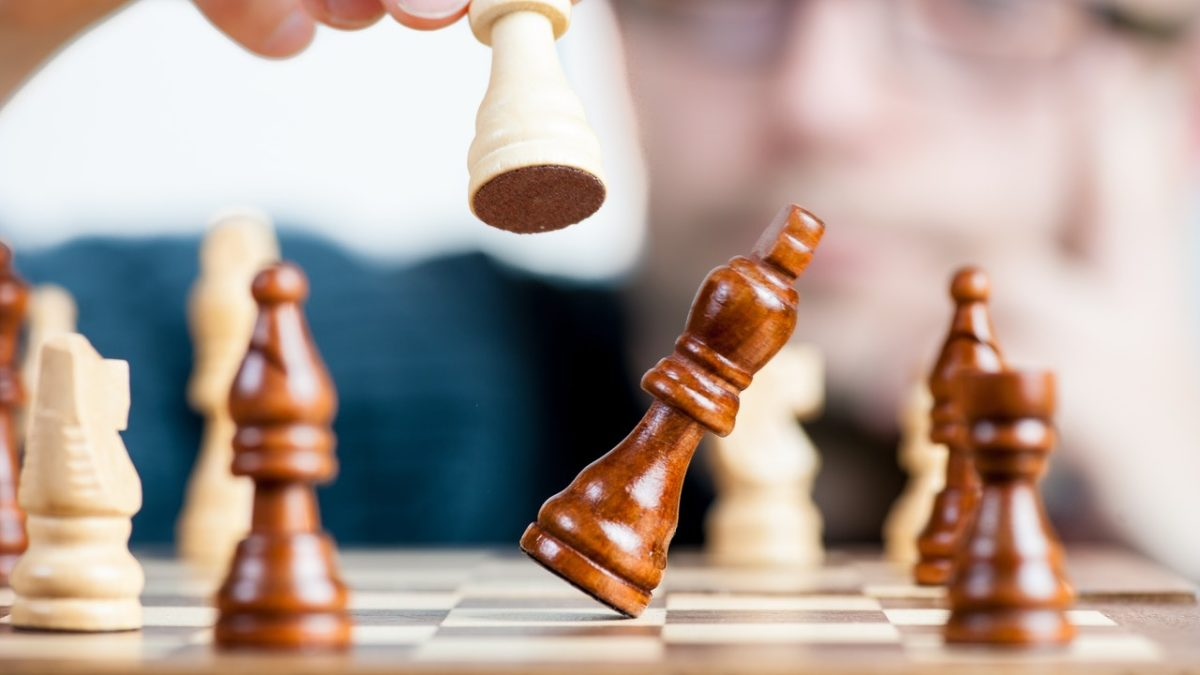 Facing Tough Business Competition? Try These 4 Effective Strategies