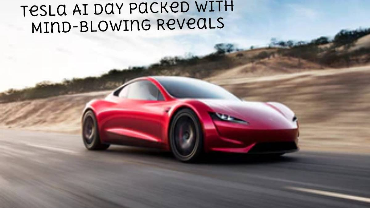 Tesla AI Day Packed with Mind-Blowing Reveals