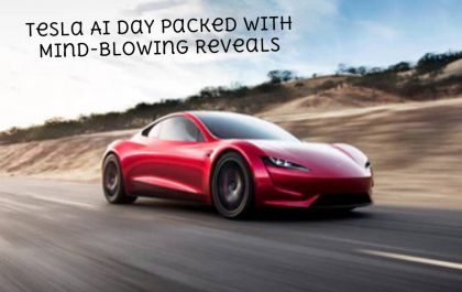 Tesla AI Day Packed with Mind-Blowing Reveals - Grav Technology